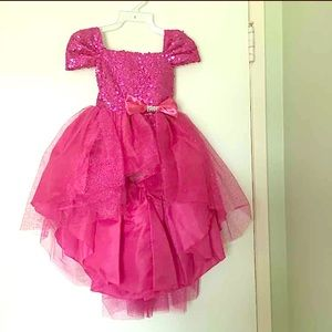 Other - Sequin Pageant Girls Gown